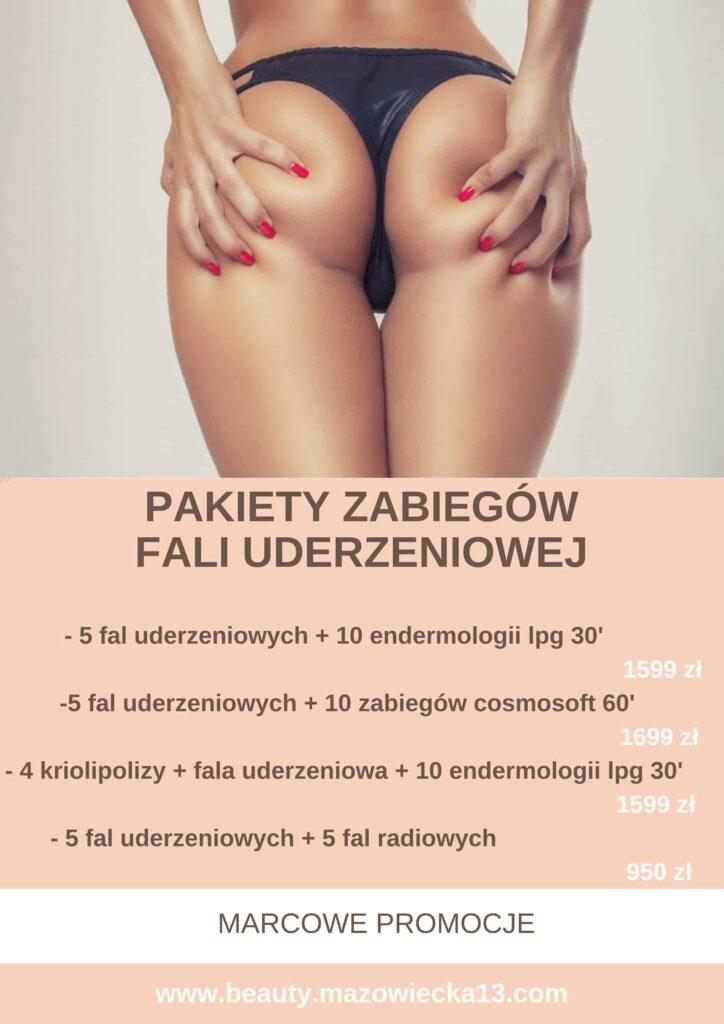 fala uderzeniowa - promocyjne ceny szczecin